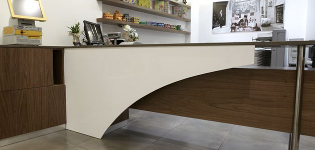 Arredo Negozio Design Falegnameria Raneri