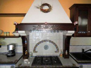 Cucina Stile Country in Muratura - Falegnameria Raneri ...